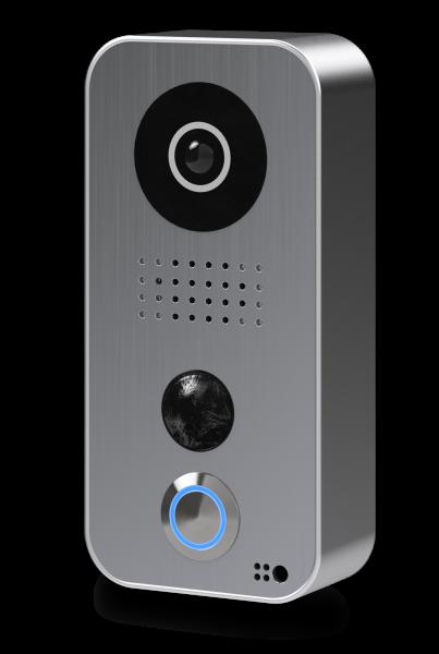 Video door intercom and video doorbell for iOS, Android